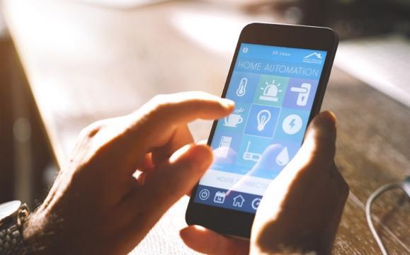 Téléphone Application HOME AUTOMATION
